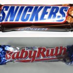 Snickers vs Baby Ruth