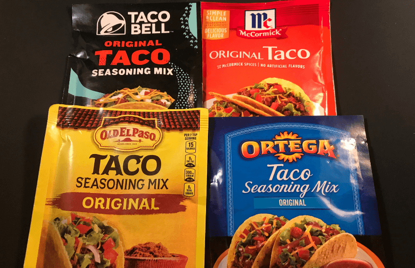 Best Store Bought Taco Seasoning Packet Brand Informers