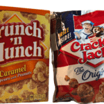 Crunch 'n Munch vs Cracker Jack - What's the Difference?