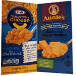 Kraft vs Annie's Mac & Cheese - What's the Difference?